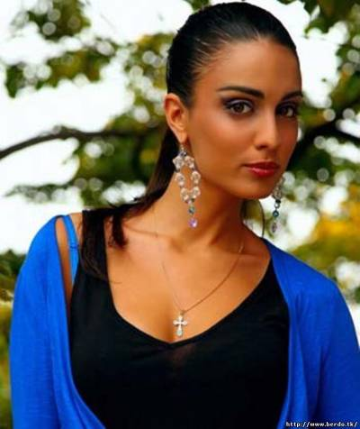 фото красивых грузинских девушек
